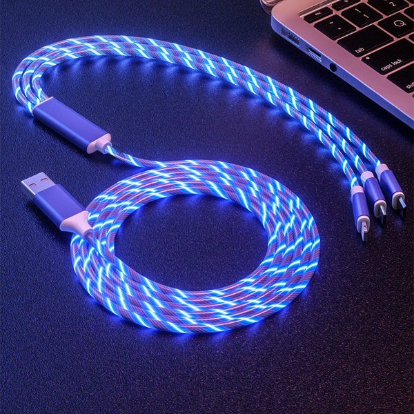 "LEDflow Cable ""3in1"""