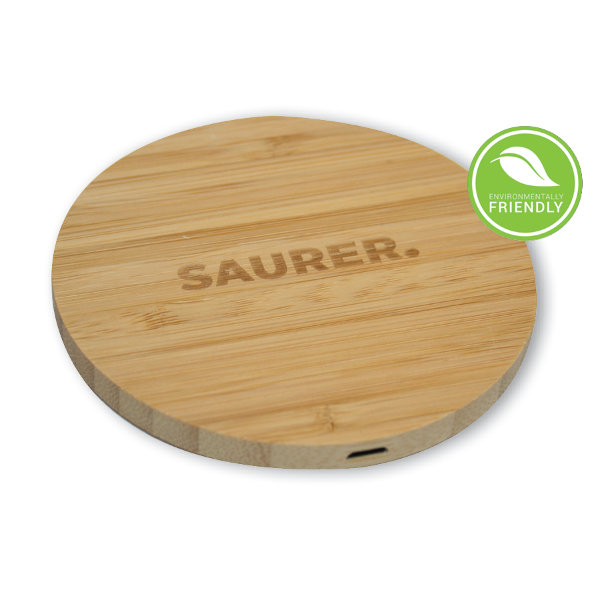 "Wireless Charger ""Wood"""